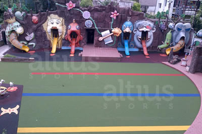 elemrntry play area